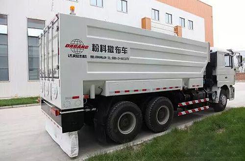 沥青水泥撒布车常见故障及解决方法!